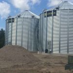 Grainbins Vertical